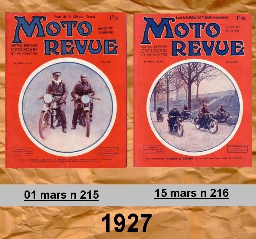 mars 1927
